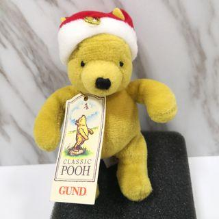 Original England GUND Classic Pooh Toy