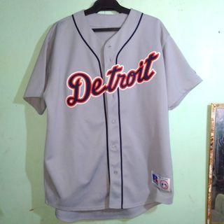 Oversized Baseball Jersey