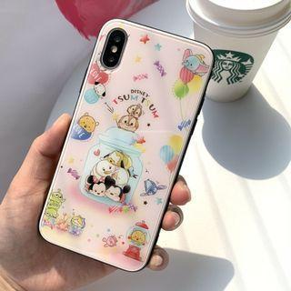 (X)手機殼IPhone6(s)/7/8/Plus/XR/X(S)/MAX : TsumTsum小飛象