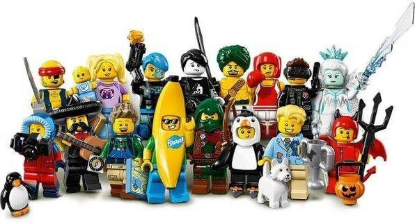 Lego Minifigures 71013