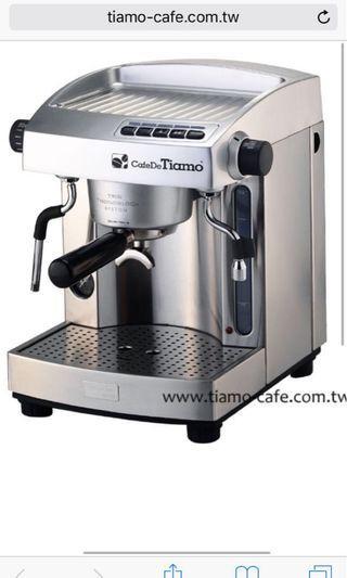 🚚 義式半自動咖啡機 9.5成新