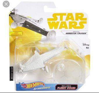Star Wars hotwheels imperial arrestor first appearance