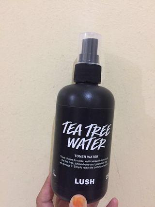 [Free Postage] Lush Tea Tree Water