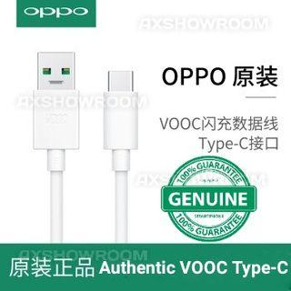 Original Oppo VOOC Type-C Data Cable for FindX R17 R17Pro