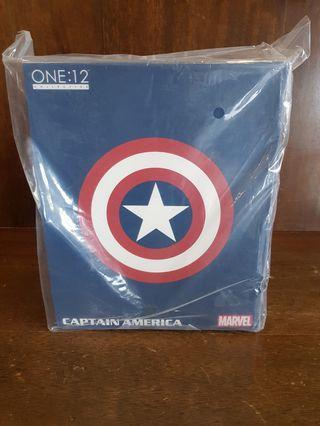 Mezco Captain America