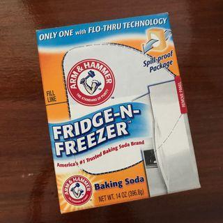 FREE MAIL! ARM & HAMMER Fridge-N-Freezer Baking Soda 396.8g