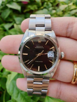 *Vintage Beauty* Rolex Oyster Precision Ref. 6694