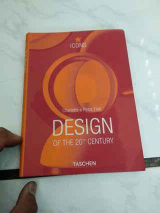 Design of the 20th century /icons/taschen.