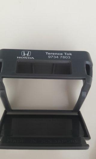 🖤Car IU Cash Card Cover (Honda)