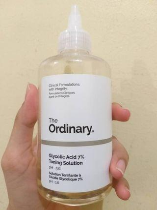 [Got freegift] The Ordinary Glycolic acid