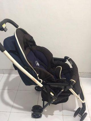 Graco Citilite R Blue