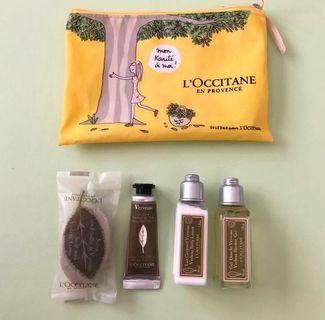 Holiday SALE! L'Occitane Gift Set