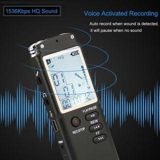 HD Stereo Recording Double Microphone