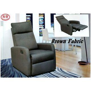 503 Recliner Chair 1 Seater Foldabl SoFa