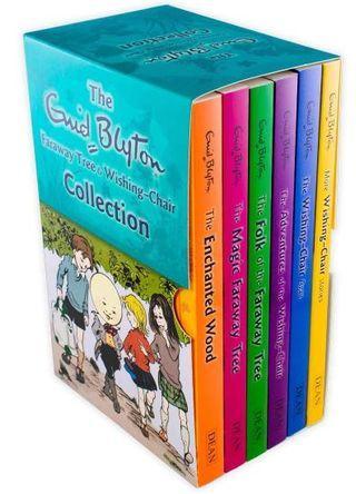 Enid Blyton 6 books box set