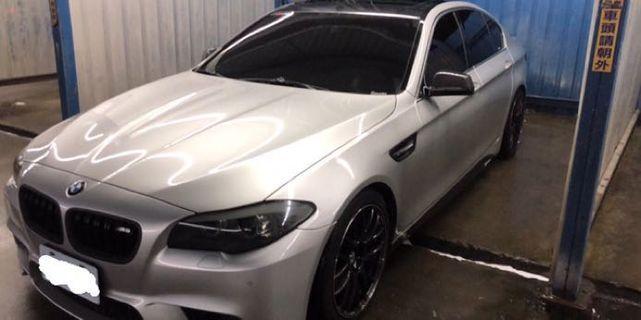 BMW 535i M 完全精品「Audi Benz Lexus Infinite Jaguar Volvo可考慮」