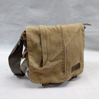 zolo 帆布休閒側背包