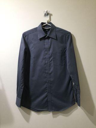 G2000 COTTON SHIRT 縱橫二千正男長袖棉質襯衫-2019/03/13