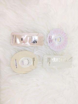 Su:m 37 dazzling base Etude House Bb Cream Sample