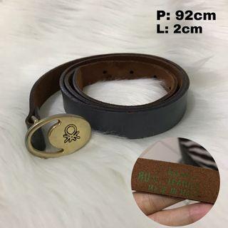 🚚 Benetton Belt