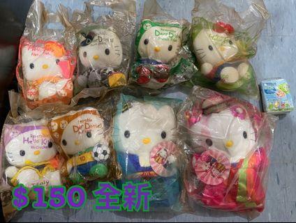 Hello Kitty 公仔