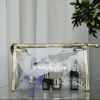 Personalised cosmetic pouch (bag)