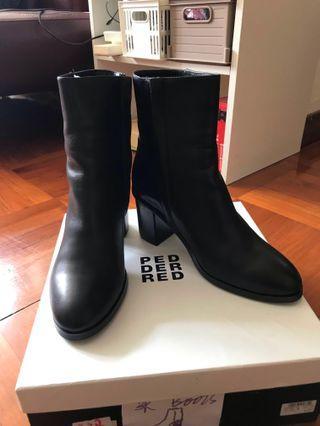 PEDDERED❤️小羊皮Boots EU38 舒服新淨