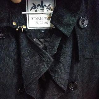 St.malo 長風衣外套 M號
