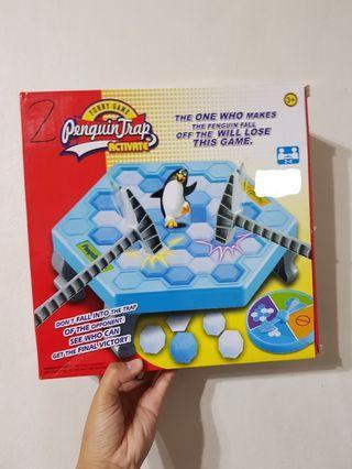 🚚 企鵝敲冰玩具