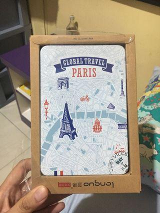 notebook paris (new with box)