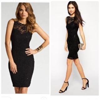 🚚 CLEARANCE! lipsy sequined lace midi dress sexy #endgameyourexcess