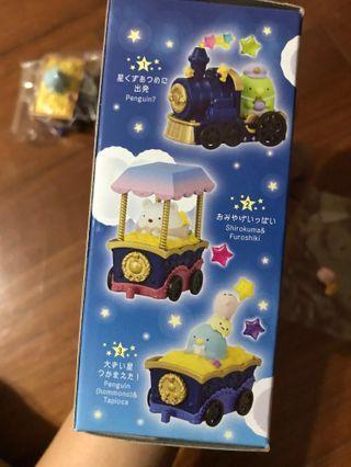 [WTS] Sumikko Gurashi Re-ment figurine - Star Train