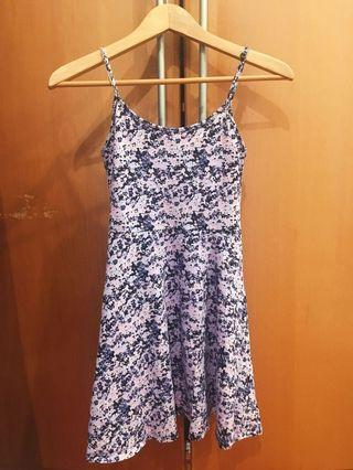 H&M Floral Mini Dress