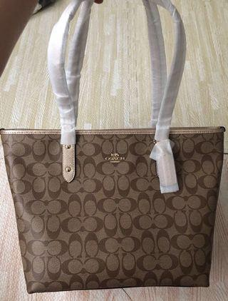 Holiday SALE! Coach City Tote