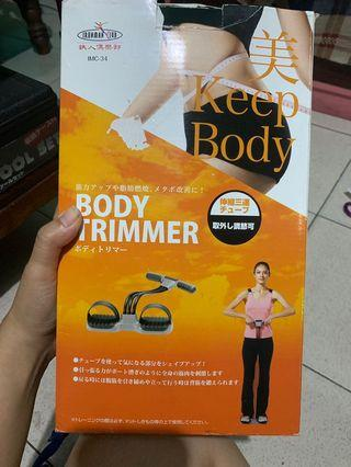 Body trimmer bought in japan