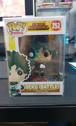 Funko My hero Academia Deku battle