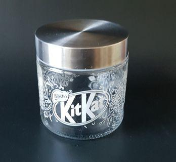 Collection_Special Edition KitKat Glass Container #EndgameYourExcess