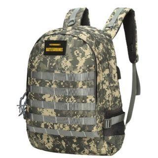 PUBG Updated Large 3IN1 Backpack Women Men Travel School Bags