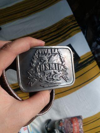 Cosmic buckle limited series