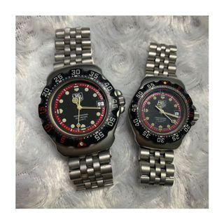 💯 Tag Heuer Couple Watch