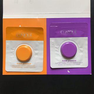 Clinique Day and Night Pressed