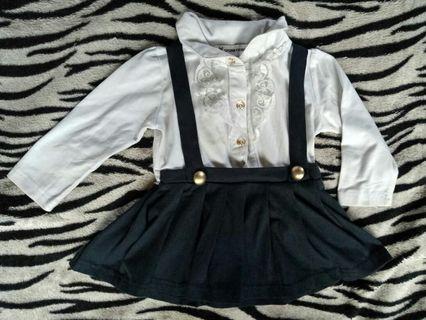 Dress Bayi Import