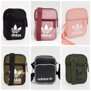 Adidas Flight bag Original Trefoil logo (pre-order 7-14days)