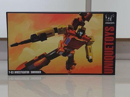 🚚 Unique Toys not-Sandstorm