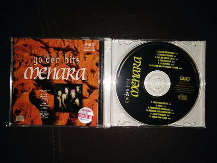 Cd menara - golden hits
