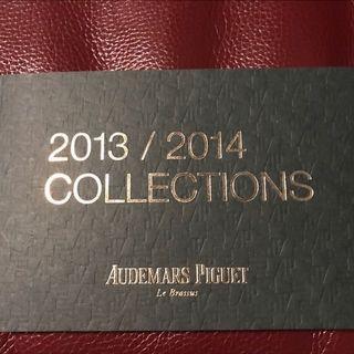 Audemars Piguet Catalogue 2013-2014