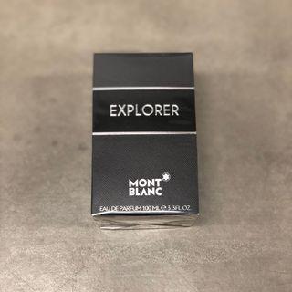 【全新】Montblanc EXPLORER Eau De Parfum EDP 男士香水 100ml