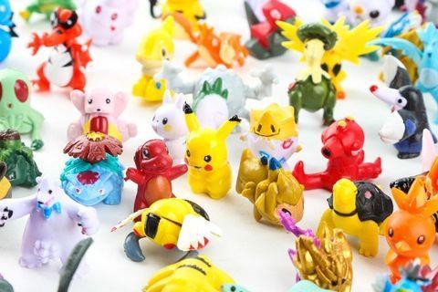 🚚 Pokemon Figurines,144 pics