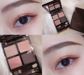 (專櫃)TOM FORD Eye Color Quad 四色眼影盤10g (Limited Edition 6g)