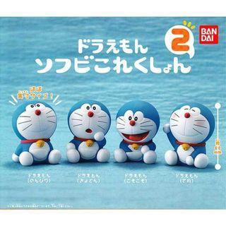 Doraemon Sofbi collection 2
